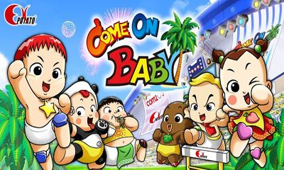 Screenshots of the Come on Baby! for Android tablet, phone.