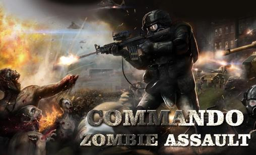 Download Commando: Zombie assault Android free game. Get full version of Android apk app Commando: Zombie assault for tablet and phone.
