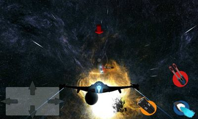 Screenshots of the Conflict Orion Deluxe for Android tablet, phone.