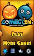In addition to the game Wars Online for Android phones and tablets, you can also download Connect'Em Halloween for free.