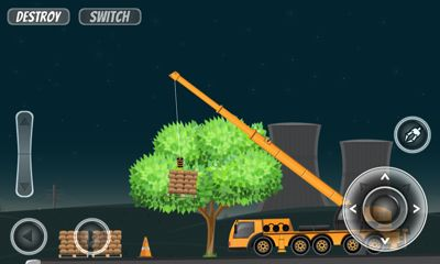 Screenshots of the Construction City for Android tablet, phone.