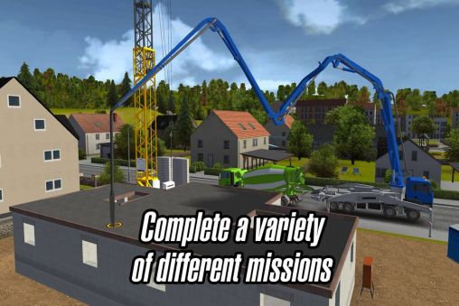 2014 - Android game screenshots. Gameplay Construction simulator 2014