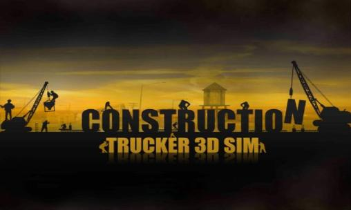 Download Construction: Trucker 3D sim Android free game. Get full version of Android apk app Construction: Trucker 3D sim for tablet and phone.