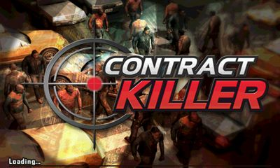 Screenshots of the Contract Killer for Android tablet, phone.