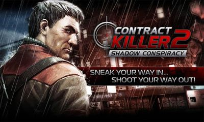 Screenshots of the CONTRACT KILLER 2 for Android tablet, phone.