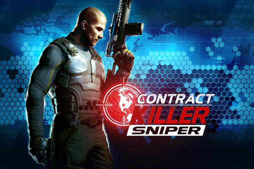 Screenshots of the Contract killer: Sniper for Android tablet, phone.