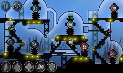 Screenshots of the Control Craft 3 for Android tablet, phone.
