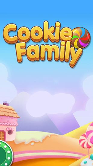 Download Cookie family Android free game. Get full version of Android apk app Cookie family for tablet and phone.