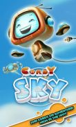 In addition to the game Fate of the Pharaoh for Android phones and tablets, you can also download Cordy Sky for free.