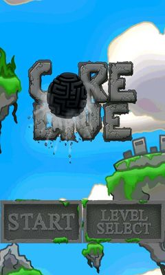 Screenshots of the Core Dive for Android tablet, phone.