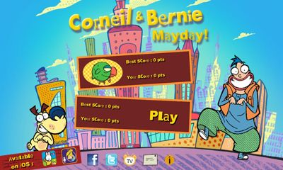 Download Corneil & Bernie Mayday! Android free game. Get full version of Android apk app Corneil & Bernie Mayday! for tablet and phone.