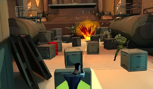 Screenshots of the Counterspy for Android tablet, phone.