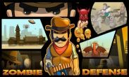 In addition to the game SAWS:  The Puridium War for Android phones and tablets, you can also download Cowboy Jed: Zombie Defense for free.