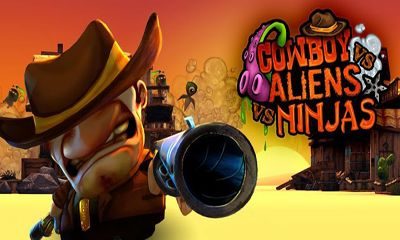 Download Cowboy vs. Ninjas vs. Aliens Android free game. Get full version of Android apk app Cowboy vs. Ninjas vs. Aliens for tablet and phone.