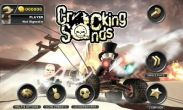 In addition to the game Talking Ginger for Android phones and tablets, you can also download Cracking Sands for free.