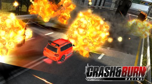 Download Crash and burn racing Android free game. Get full version of Android apk app Crash and burn racing for tablet and phone.