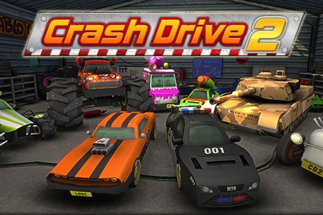 Download Crash drive 2 Android free game. Get full version of Android apk app Crash drive 2 for tablet and phone.