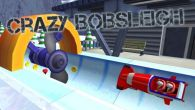 In addition to the game  for Android phones and tablets, you can also download Crazy bobsleigh: Sochi 2014 for free.