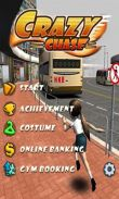 In addition to the game Talking Cat for Android phones and tablets, you can also download Crazy Chase for free.