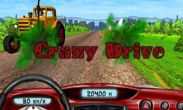 In addition to the game Pou for Android phones and tablets, you can also download Crazy Drive for free.
