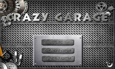 Download Crazy Garage Android free game. Get full version of Android apk app Crazy Garage for tablet and phone.