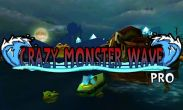 In addition to the game House of Fear - Escape for Android phones and tablets, you can also download Crazy Monster Wave for free.