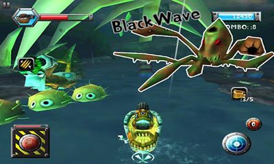 Screenshots of the Crazy Monster Wave for Android tablet, phone.