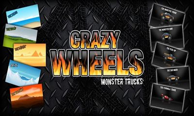 Download Crazy Wheels Monster Trucks Android free game. Get full version of Android apk app Crazy Wheels Monster Trucks for tablet and phone.
