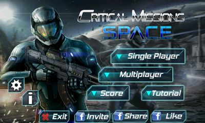 Download Critical Missions Space Android free game. Get full version of Android apk app Critical Missions Space for tablet and phone.