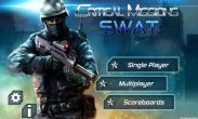 In addition to the game  for Android phones and tablets, you can also download Critical Missions SWAT for free.
