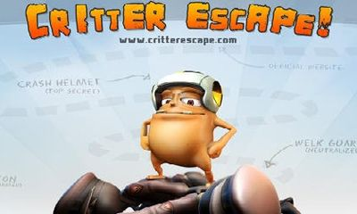 Screenshots of the Critter Escape for Android tablet, phone.