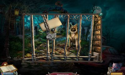 Screenshots of the Cruel Games: Red Riding Hood for Android tablet, phone.