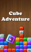 In addition to the game Modern Combat 3 Fallen Nation for Android phones and tablets, you can also download Cube: Adventure for free.