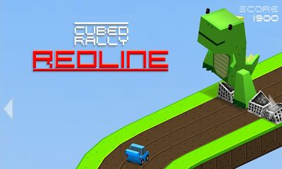 Screenshots of the Cubed Rally Redline for Android tablet, phone.