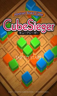 Download CubeSieger Android free game. Get full version of Android apk app CubeSieger for tablet and phone.