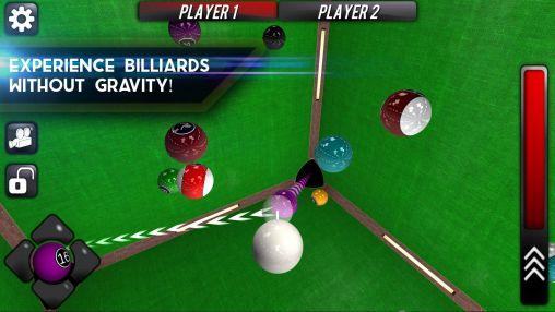 دانلود بیلیارد برای اندروید بازی سه بعدی واقعی بیلیارد  برای اندروید  Cue box The real 3D pool