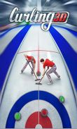 In addition to the game Battle Cats for Android phones and tablets, you can also download Curling 3D for free.