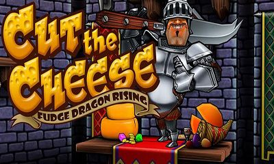 Screenshots of the Cut The Cheese: Fudge Dragon Rising for Android tablet, phone.
