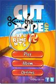 In addition to the game Stick Tennis for Android phones and tablets, you can also download Cut the Rope: Experiments for free.