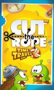 Cut the Rope Time Travel HD free download. Cut the Rope Time Travel HD full Android apk version for tablets and phones.