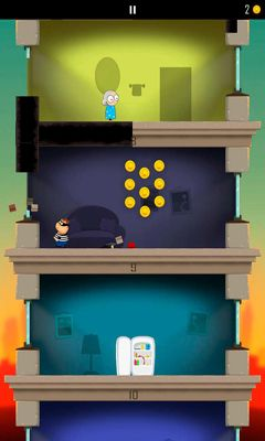 Screenshots of the Daddy Was A Thief for Android tablet, phone.