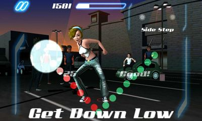Screenshots of the Dance Legend. Music Game for Android tablet, phone.