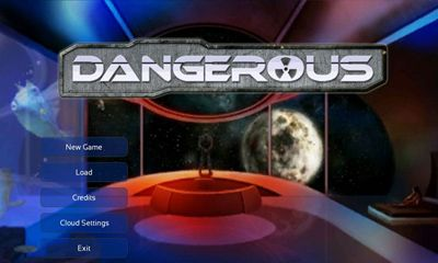 Screenshots of the Dangerous for Android tablet, phone.
