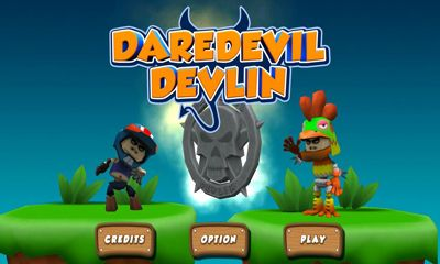 Screenshots of the Daredevil Devlin for Android tablet, phone.