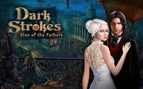 Screenshots of the Dark strokes: Sins of the fathers collector's edition for Android tablet, phone.