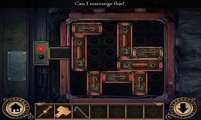 Screenshots of the Darkmoor Manor for Android tablet, phone.