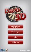 In addition to the game Angry Birds Seasons Piglantis! for Android phones and tablets, you can also download Darts 3D for free.
