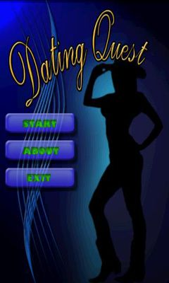 Screenshots of the Dating Quest for Android tablet, phone.