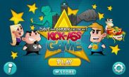 In addition to the game Angry Birds Friends for Android phones and tablets, you can also download Dave & Chuck's Kick-Ass Game for free.