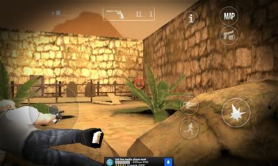 Screenshots of the Dawn of Vengeance for Android tablet, phone.